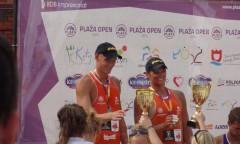 Plaża Open Łódź 2014 - mężczyźni