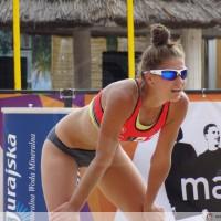 Plaża Open Łódź 2014 - kobiety