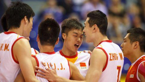 Chiny (M) - LŚ 2014