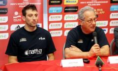 Javier Filardi i Julio Velasco
