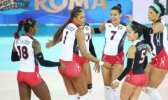 Dominikana (K) - MŚ 2014