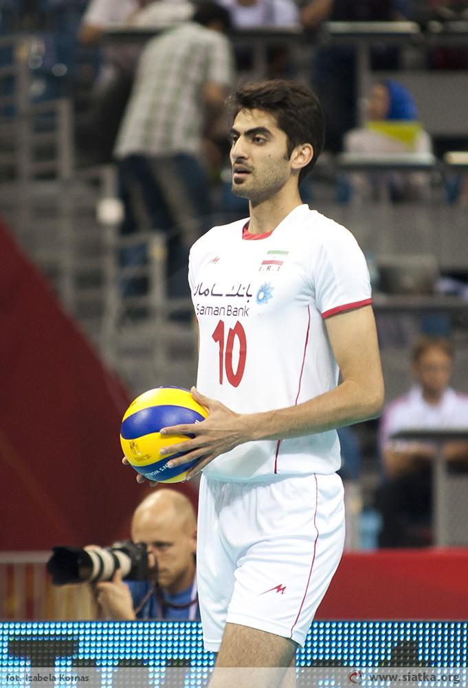 MŚ M: Iran - Belgia