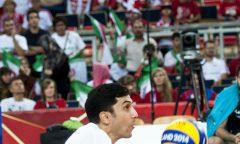 MŚ M: Iran - Serbia