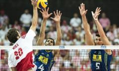 MŚ M - finał: Polska - Brazylia