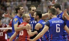 reprezentacja Rosji - Rosja (M) - LŚ 2015