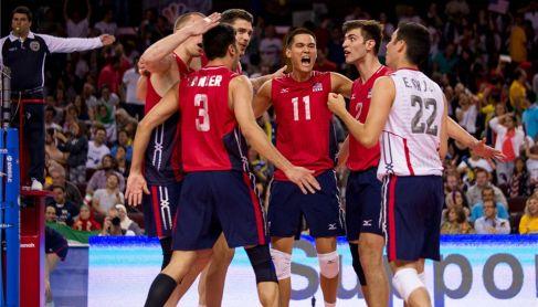 reprezentacja USA (M) - LŚ 2015