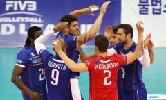 reprezentacja Francji - Francja (M) - LŚ 2015