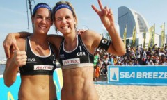 Laura Ludwig i Kira Walkenhorst