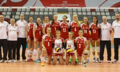 Polska - kadetki - MŚ 2015