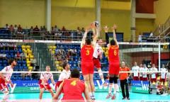 LE M: Polska - Macedonia