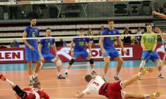 LE M: Polska - Słowenia
