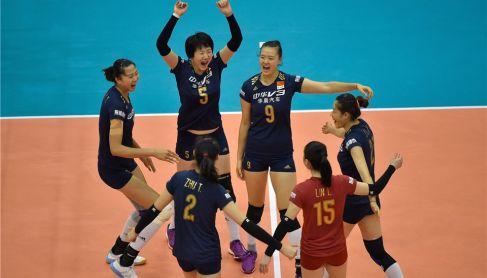 Chiny (K) - PŚ 2015