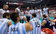 Argentyna (M) - PŚ 2015