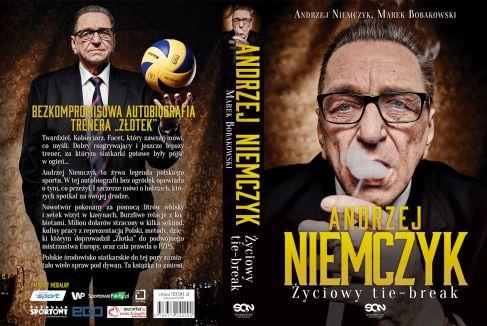 Andrzej Niemczyk - okładka