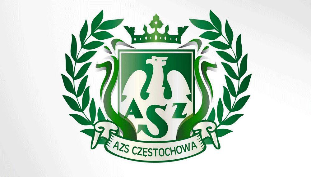 AZS Częstochowa - logo