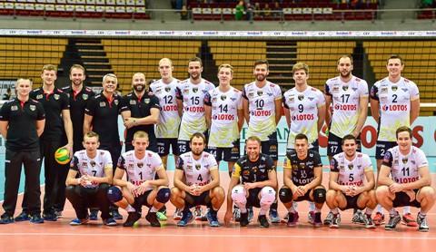Lotos Trefl Gdańsk 2015
