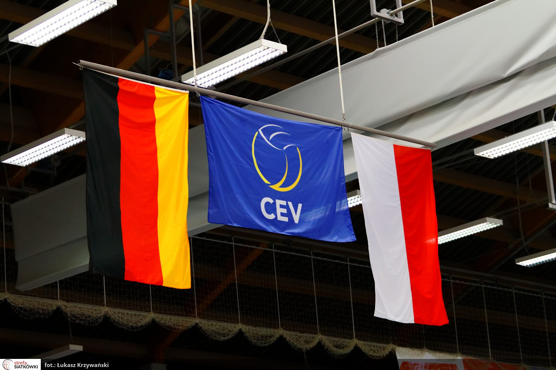 Polska, Niemcy, CEV