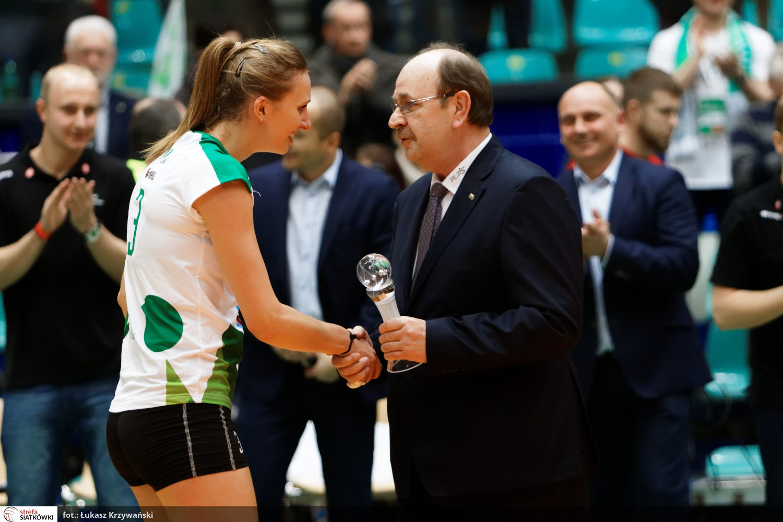 Monika Ptak, MVP