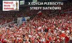 X Plebiscyt Strefy Siatkówki
