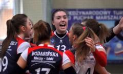 Budowlani Łódź - juniorki (2015/2016) Izabella Trocińska