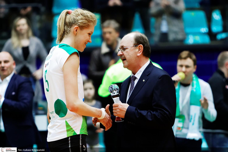 Agnieszka Kąkolewska, MVP