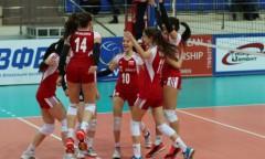 Polska (juniorki 2016) - reprezentacja juniorek