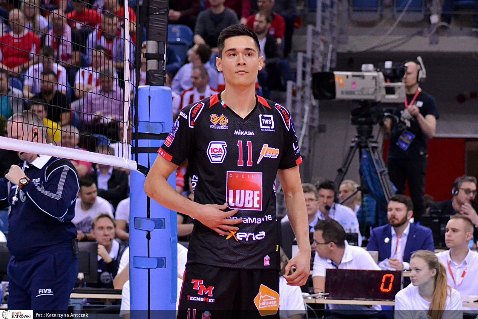 Micah Christenson (Lube)