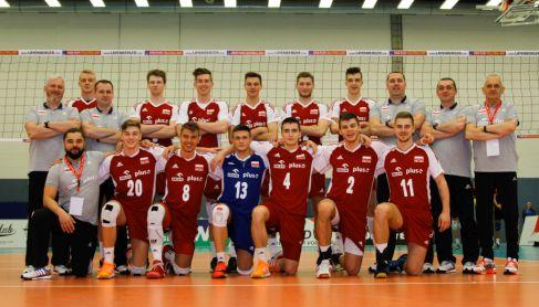 reprezentacja Polski juniorów (2016 - juniorzy Polska)