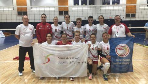 reprezentacja Polski niesłyszących 2016