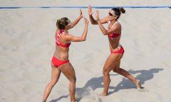 Kinga Kołosińska i Monika Brzostek (Rio 2016)