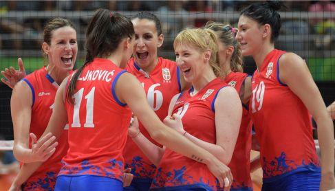 Serbia (K) - Rio 2016