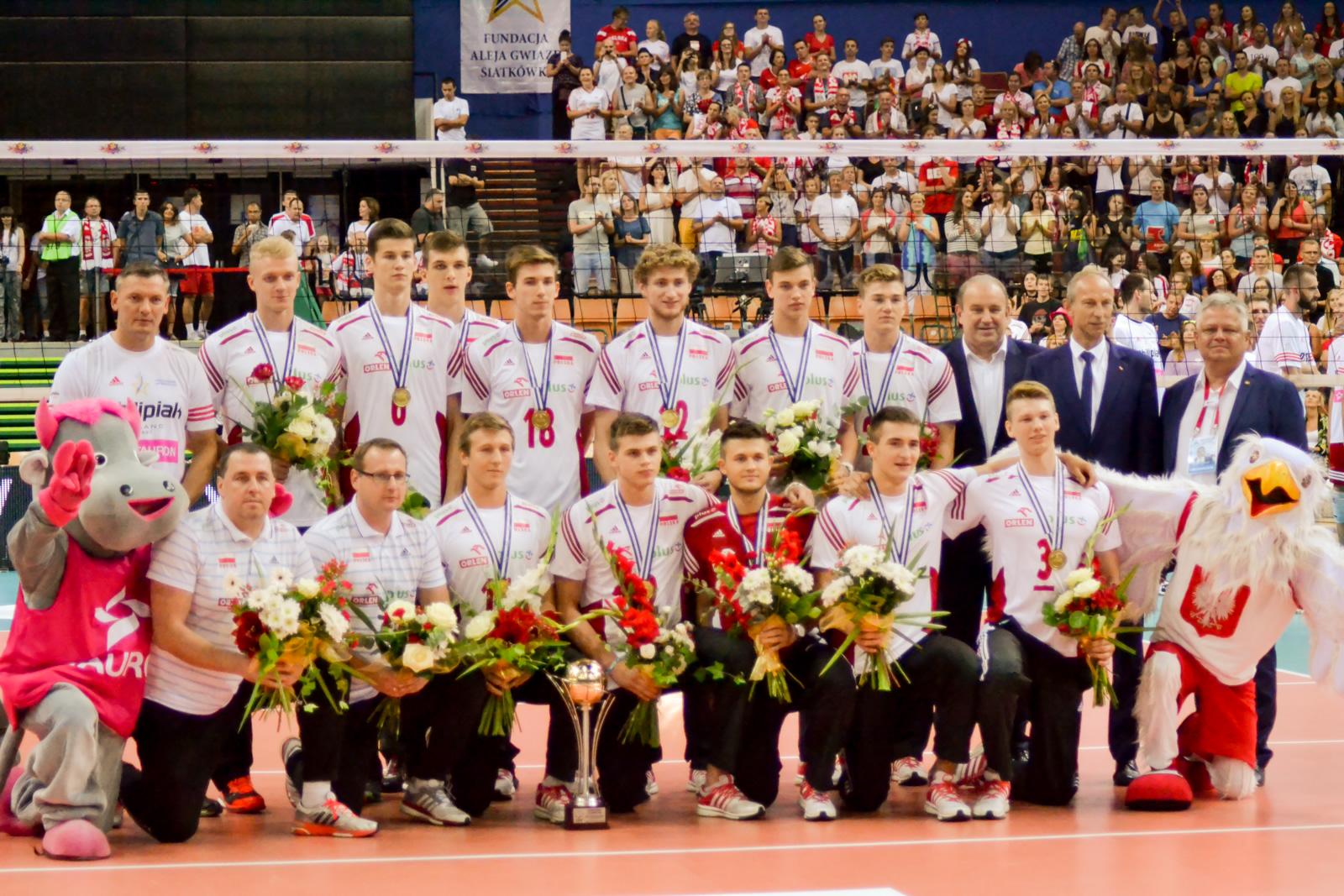 Reprezentacja Polski Juniorów 2016