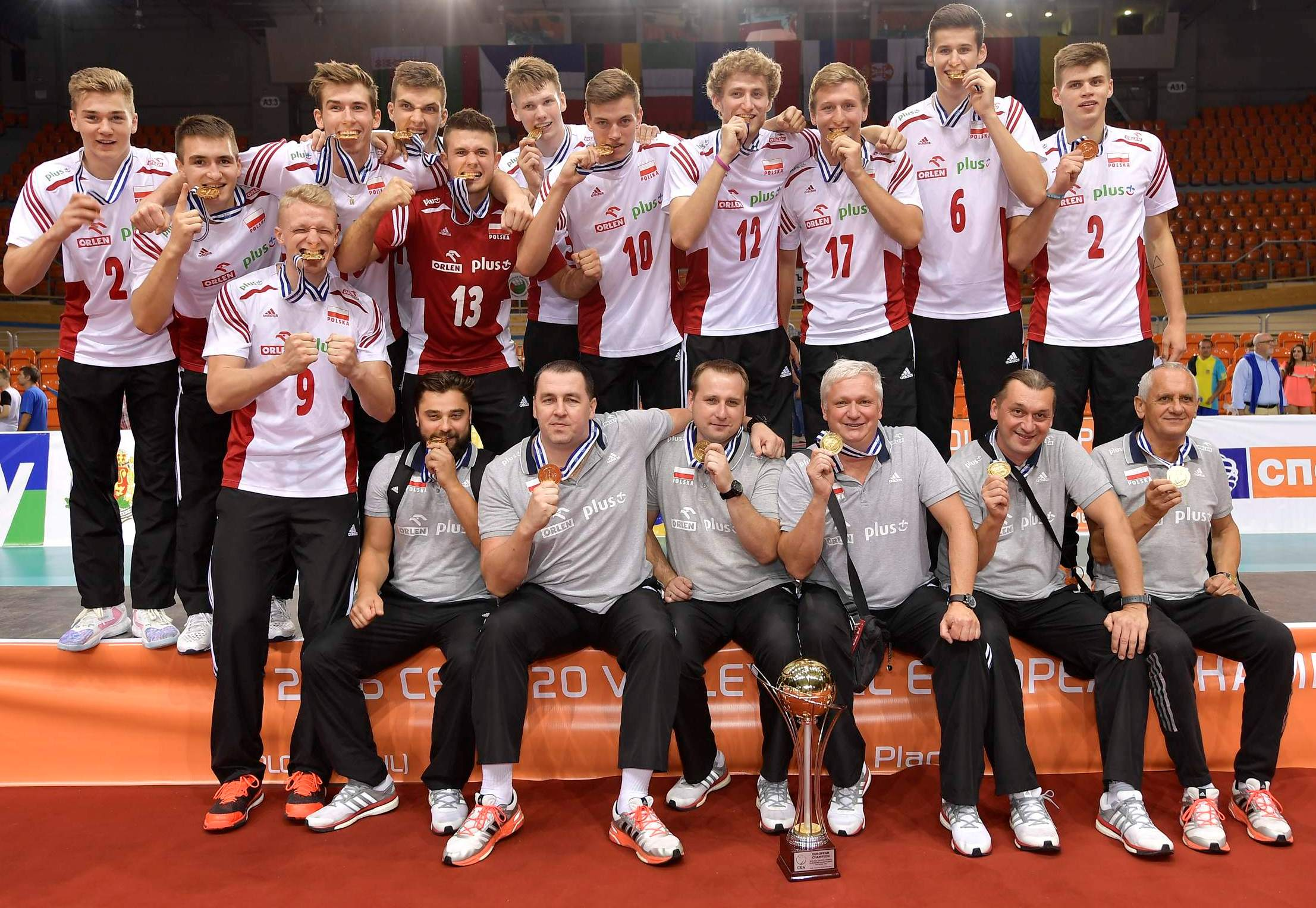 Mistrz Europy juniorow 2016