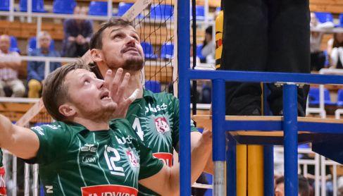 Daniel Pliński i Paweł Woicki