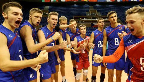 reprezentacja Rosji - juniorzy ME 2016
