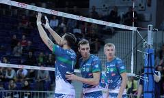 Guillaume Samica, Paweł Zagumny, AZS Politechnika Warszawska