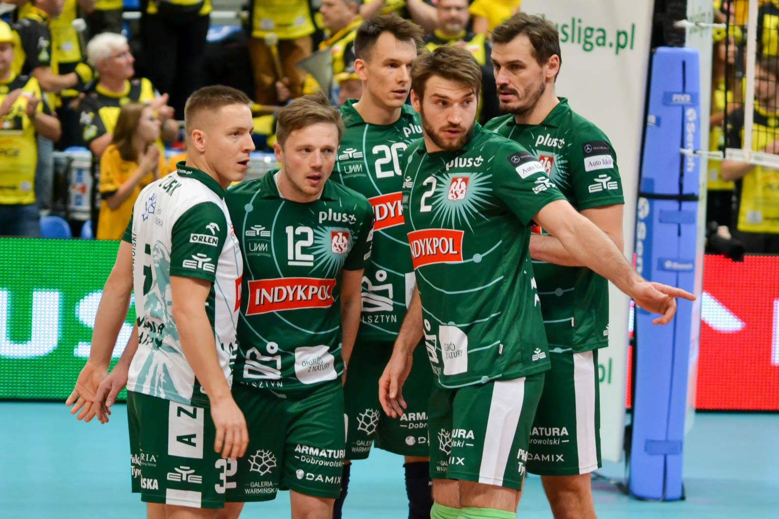 11 - AZS Olsztyn