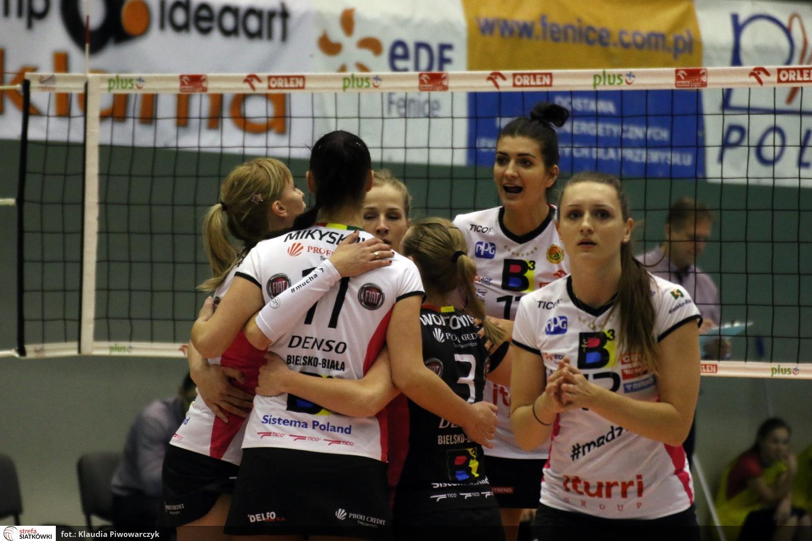 3 - BKS Profi Credit Bielsko-Biala