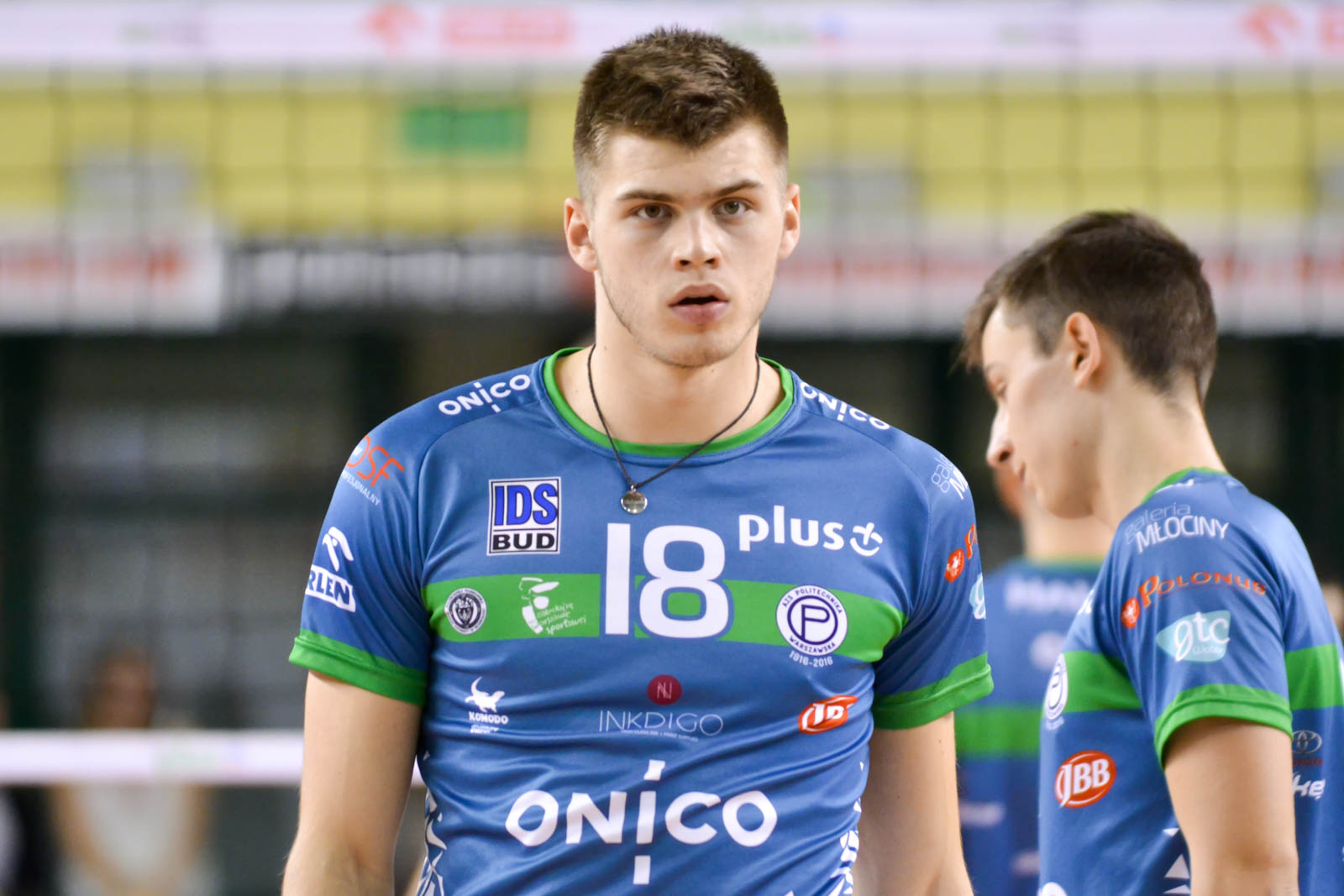 45 - Bartosz Kwolek