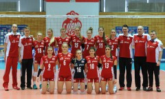 Polska juniorki, kwal. MŚ 2017